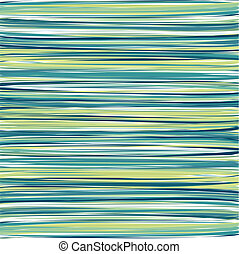 Cyan-toned Vertical Striped Pattern Background - Blue, Cyan...