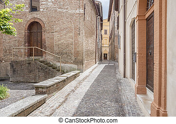 scenery in Fabriano Italy Marche - An image of a scenery in...