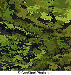 camouflage background vector - Abstract background...