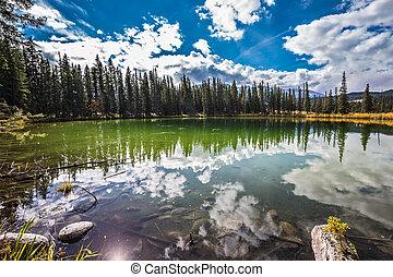 The round lake