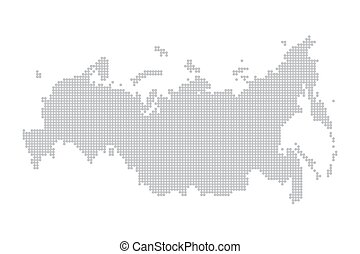 map of russia illustration geography vector cartography, art...
