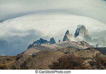 Fitz Roy mountain