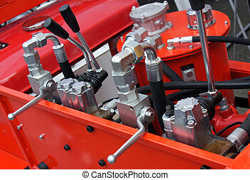 Hydraulic components of machinery - Hydraulic tubes,...