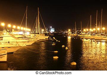 港,  Punta,  del,  Este, ウルグアイ