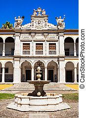 University of Evora - The University of Evora, the second...