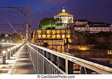 Mosteiro Serra do Pilar - Mosteiro da Serra do Pilar, Porto,...