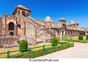 Jahaz Mahal, Mandu - Jahaz Mahal Ship Palace in Mandu,...