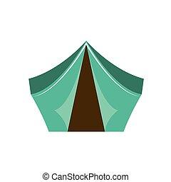 camp tent design
