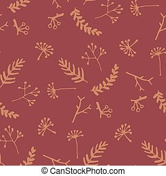 Bordo pattern seamless - Elegant seamless pattern with...