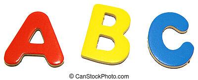 Alphabet Letters ABC