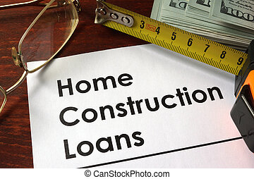 Construction Loans Stock Photos And Images 18 057