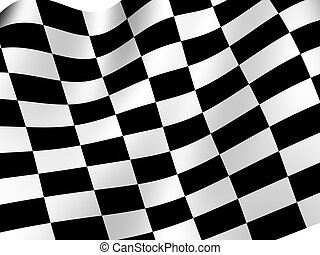 Checker background 3d