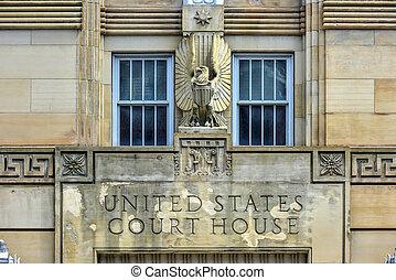 United States Court House - Buffalo, New York - United...