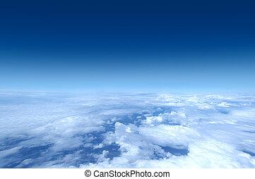 天空, 飛機,  -, 射擊, 彙整