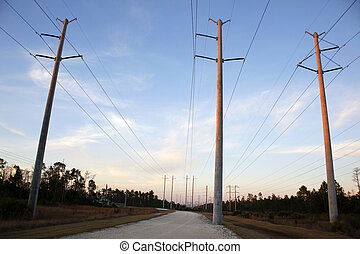 Power Lines - Power lines