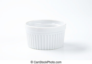 blanco, China, Ramekin,