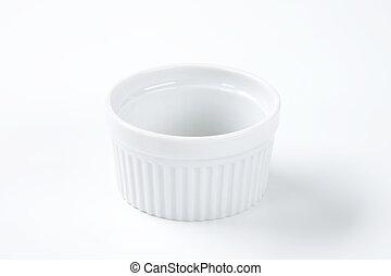 blanco, China, Ramekin,