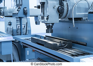 Details of CNC machine tools