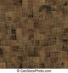 grunge patchwork seamless texture
