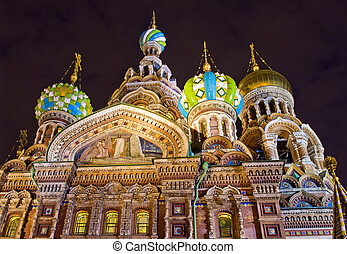 Church of the Saviour on Spilled Blood (Spas na Krovi), St....