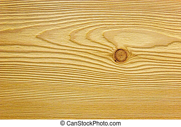 Wood texture - Close up photo of wood texture with knot.