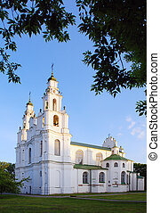 The Orthodox Church in Polotsk, Belarus - Orthodox St....