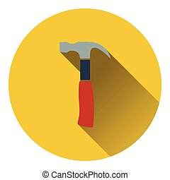 Icon of hammer