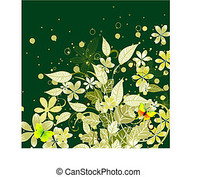 spring abstract design2
