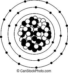 Heavy atom