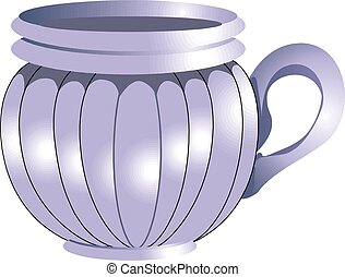 Jug	 - Illustration of a designed jug