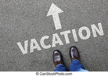 Vacation holiday holidays relax relaxed break people...