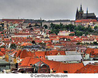 Prague. Czechia. - Prague. old town. Czechia.