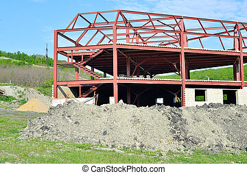 Roof structure, construction