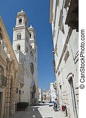 Altamura Cathedral Apulia
