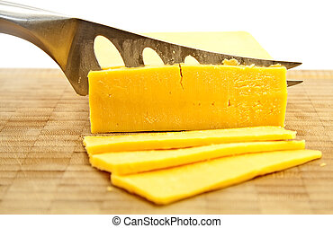 Slicing Gouda