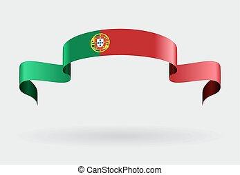 ポルトガル語, 旗, 背景