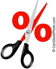 scissors illustartion