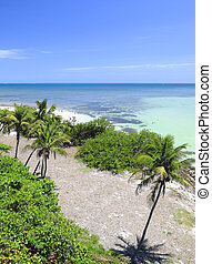 Bahia Honda - 2 - Overview of Bahia Honda Key In the Florida...