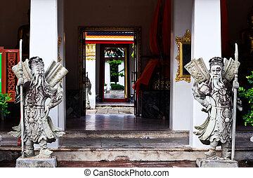 Guardians of the door