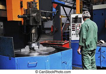 workers people in factory - engineering people manofacturing...