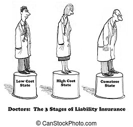 Medical Insurance - Illustration about difference medical...