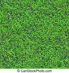 Grass seamless pattern.