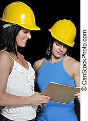 Female Construction Supervisors