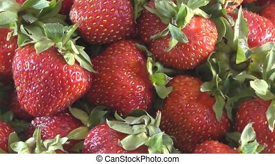 Fresh and juicy Strawberry