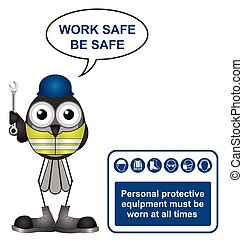 Personal Protection Equipment Sign