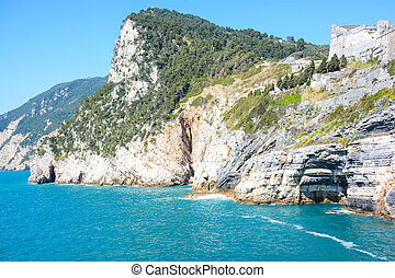 byron cave in italy - rare view of byron cave in italy...