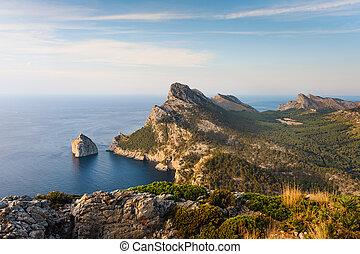 Mallorca, Balearic Islands. Formentor