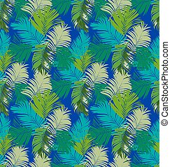 foliage seamless pattern - Illustration of foliage seamless...