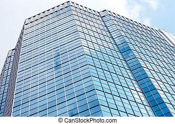 élevé, bâtiment
