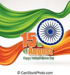 Independence Day India background Template for a poster,...